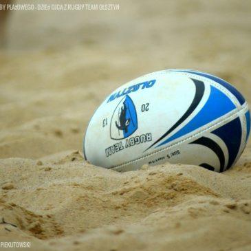 Nadchodzi Puchar Polski Rugby Plażowego w Olsztynie!