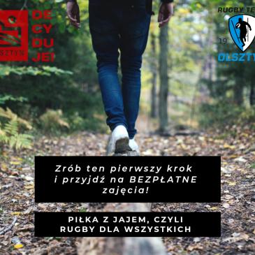 """Rusza projekt OBO2021 nr 39 """"Piłka z jajem"""""""
